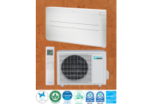 Най-ниска цена в Бургас за климатик DAIKIN NEXURA  FVXG25K + RXG25K (9,000 BTU / ч, охлаждане / отопление, Инвертор, Подово тяло)