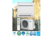 Най-ниска цена в Бургас за климатик DAIKIN PROFESSIONAL FVXS50F + RXS50K  (18.000 BTU/h, Cooling/Heating, Inverter, Floor standing unit)